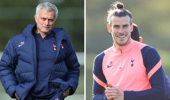 Tottenham news: Jose Mourinho hints at delaying Gareth Bale's second debut  | Football | Sport | Express.co.uk
