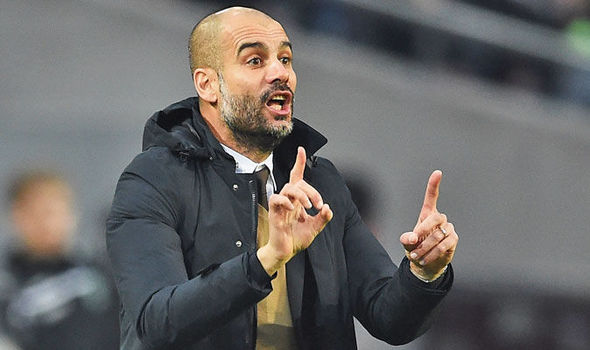 Image result for I will go home before I change' my football philosophy – Guardiola