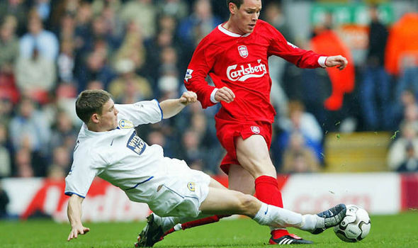 Image result for leeds 0-4 liverpool 2002
