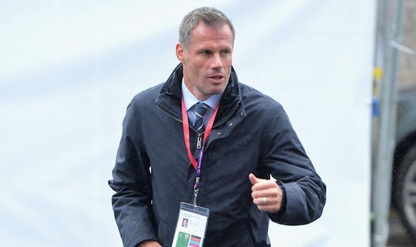 Jamie Carragher toyed with Everton fans over the Toffees job