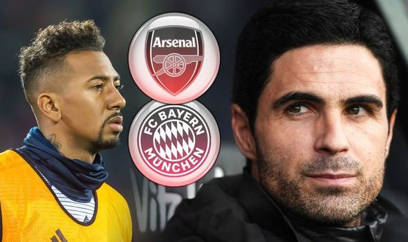 Image result for boateng to arsenal