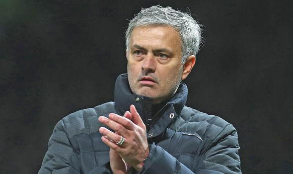 Manchester United Stoke Jose Mourinho