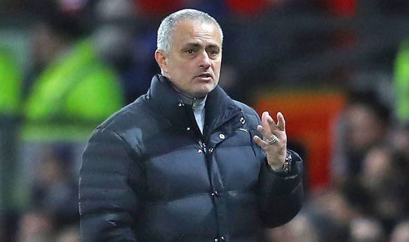 Jose Mourinho reckons he and Manchester United are treated differently by the FA