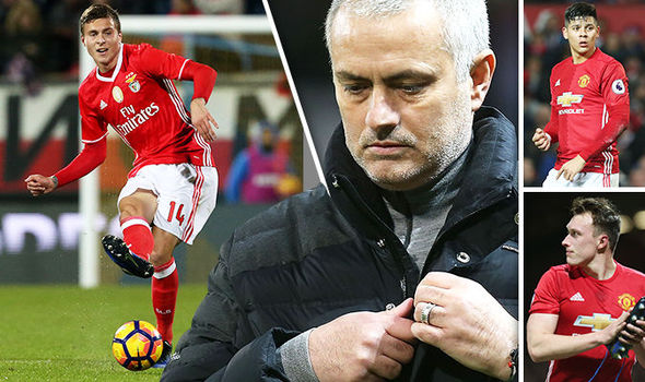 Jose Mourinho will have to pay £50million for Victor Lindelof