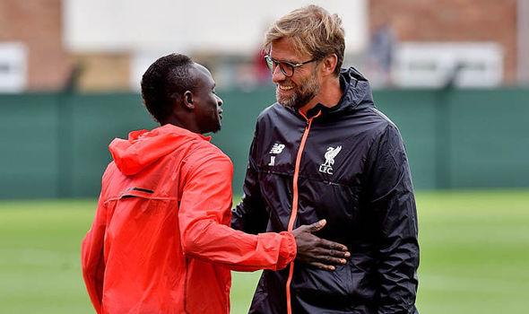 Jurgen Klopp Sadio Mane Liverpool Chelsea