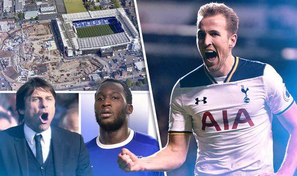 Tottenham Harry Kane Chelsea