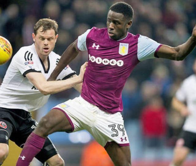Aston Villa Why Keinan Davis And Glenn Whelan Missed Middlesbrough Clash