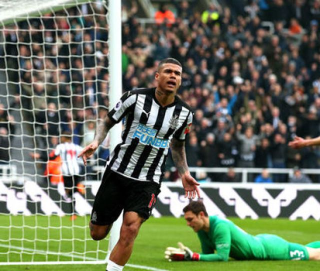 Getty Kenedy Bagged A Brace Against Southampton