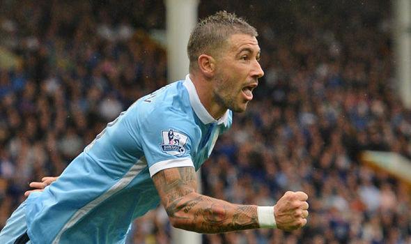 Kolarov and Nasri score to maintain Manchester City's ...