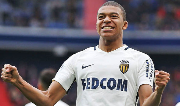 Transfer news on Kylian Mbappe