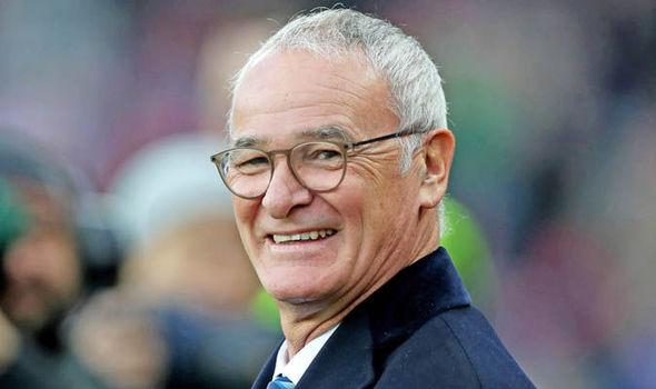 Claudio Ranieri Leicester