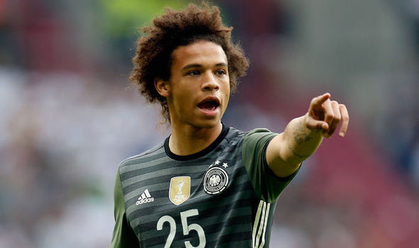 Man City Sign Leroy Sane For 40m Chelsea And Man United