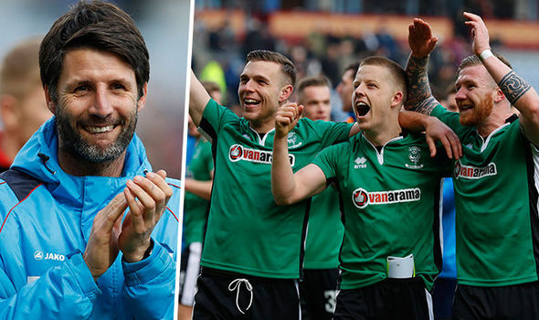 Lincoln recorded one of the biggest upsets in FA Cup history