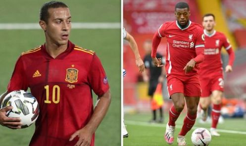 Liverpool transfer news: Jurgen Klopp backed to sell three players to fund Thiago deal | Football | Sport | Express.co.uk