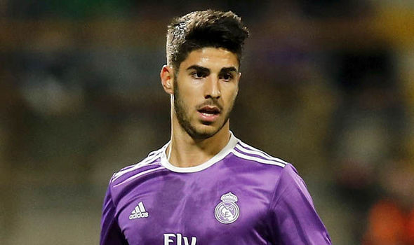 Marco Asensio Man United Chelsea Arsenal