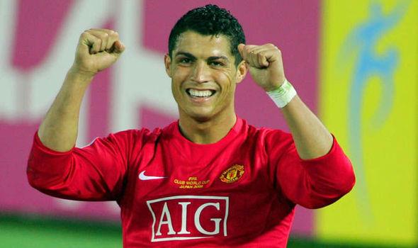 Man Utd Transfer News Real Madrid Barcelona Cristiano Ronaldo