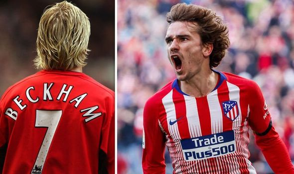 Image result for Antoine Griezmann manchester united in negotiations to sign star striker for £107million MANCHESTER UNITED IN NEGOTIATIONS TO SIGN STAR STRIKER FOR £107MILLION Man Utd would hand Antoine Griezmann the No 7 shirt and key figures think deal is on 1131902