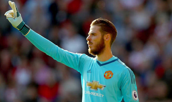 Manchester United News David De Gea Real Madrid