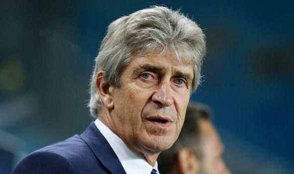 Man City Manuel Pellegrini Champions League CSKA Moscow Qualification Latest