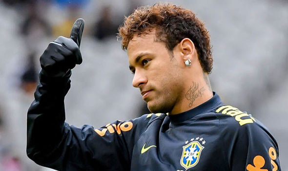 Neymar Real Madrid PSG Marco Asensio