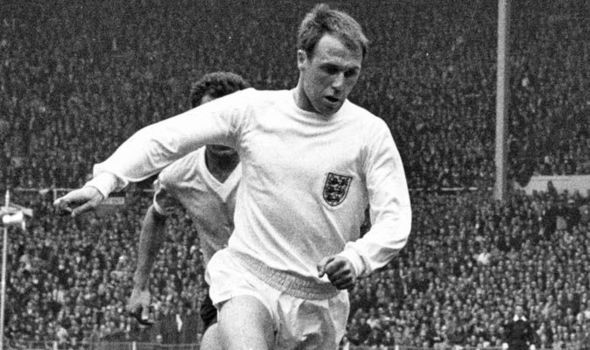 Ray Wilson was a member of the England side that won the 1966 World Cup
