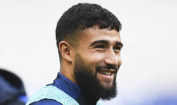 Nabil Fekir Real Madrid Arsenal