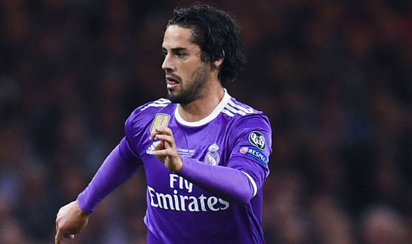 Real Madrid Barcelona Isco Transfer News