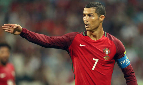 Real Madrid Cristiano Ronaldo Transfer News