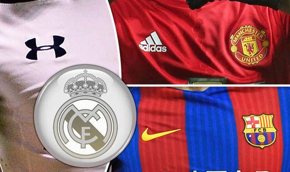 Real Madrid kit deal