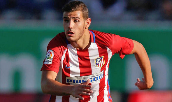 Real Madrid and Barcelona target Theo Hernandez