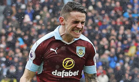 Burnley's Robbie Brady