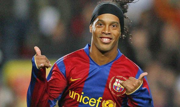 Kết quả hình ảnh cho Ronaldinho