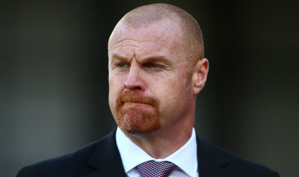 Burnley boss Sean Dyche: Ginger hair prevents me getting ...