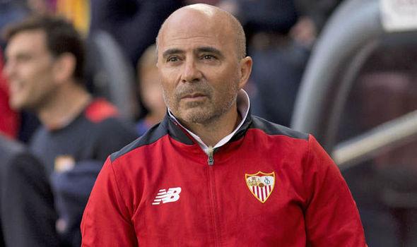 Argentina managerial target Jorge Sampaoli