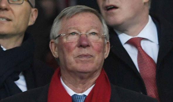 Sir Alex Ferguson Manchester United Rangers