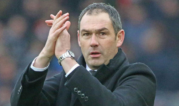 Swansea Paul Clement