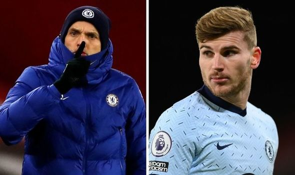Chelsea news: Timo Werner makes Thomas Tuchel request after Sheffield United win   Football   Sport   Express.co.uk