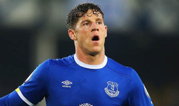 Tottenham Transfer News Everton Ross Barkley
