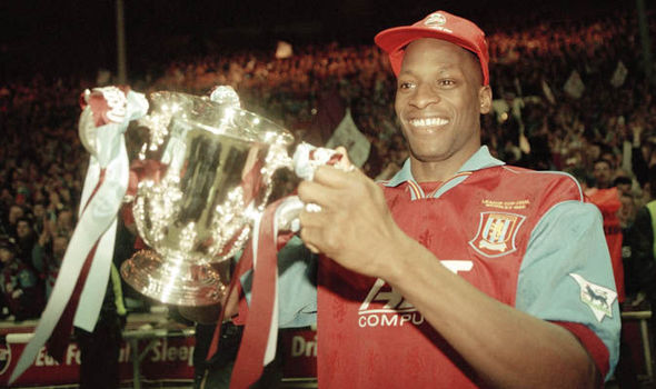 Image result for ugo ehiogu aston villa