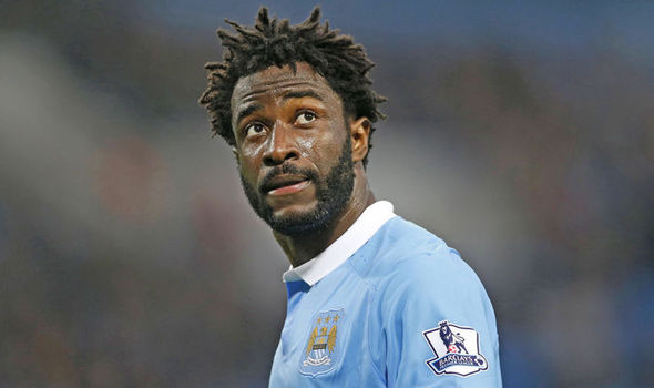 Pellegrini Urges Man City Fans To Lay Off Wilfried Bony