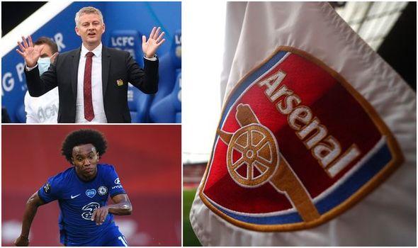 Arsenal news: Willian transfer imminent despite Man Utd contacting ...