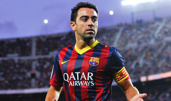 Juventus v Barcelona: Xavi delivers predicts for Champions ...