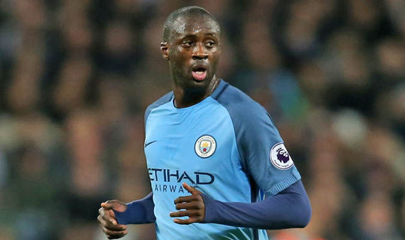 Yaya Toure hasn't given up hope of Manchester City catching Chelsea