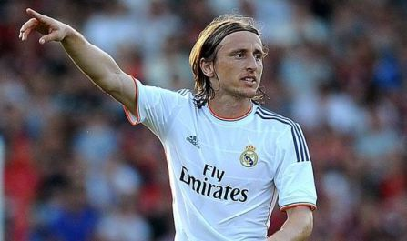Modric Real Madrid