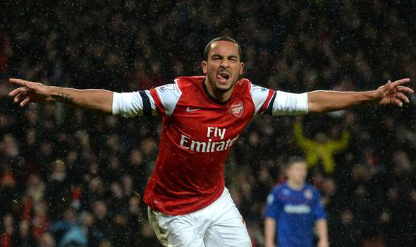Walcott, Arsenal