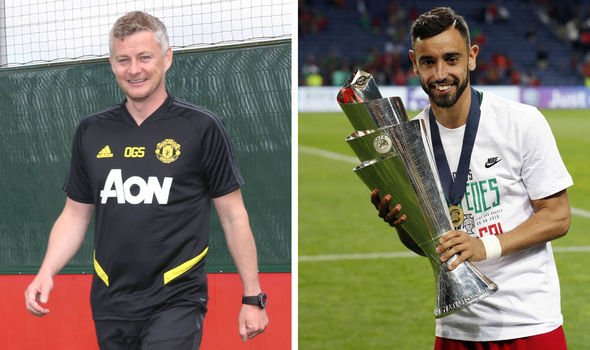 Transfer news LIVE: Bruno Fernandes is wanted by Man Utd