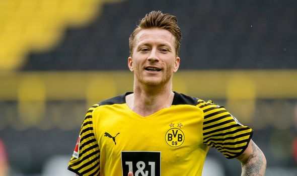 Marco Reus: Germany star misses another tournament