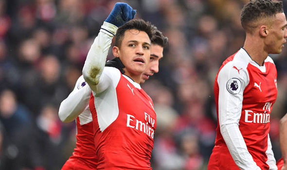 AC Milan want to sign Alexis Sanchez