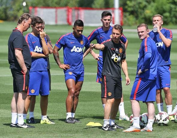 Albert Stuivenberg Manchester United
