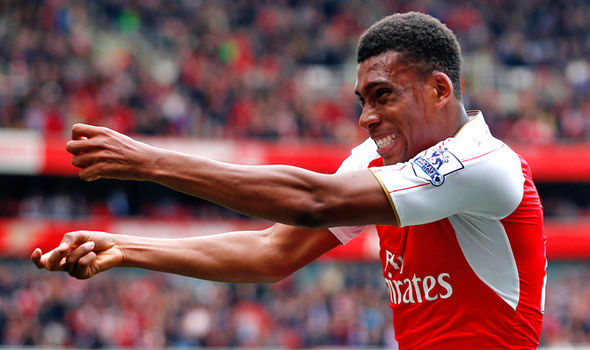 Image result for Alex Iwobi images
